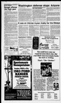 Reno Gazette-Journal from Reno, Nevada on September 20, 1982 · Page 16
