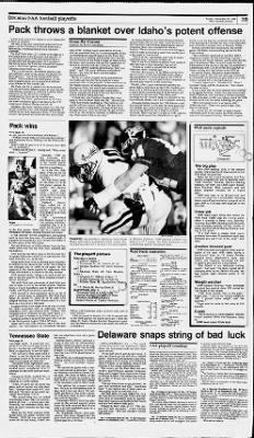 Reno Gazette-Journal from Reno, Nevada on November 30, 1986 · Page 25