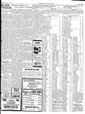 The Courier News from Blytheville, Arkansas on April 16, 1938 · Page 2