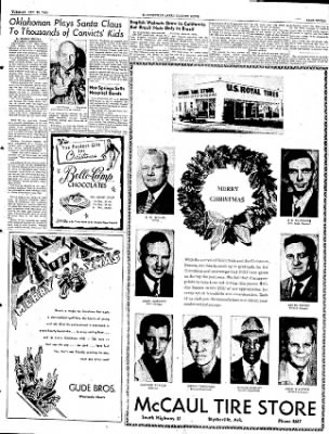 The Courier News from Blytheville, Arkansas on December 23, 1952 · Page 7