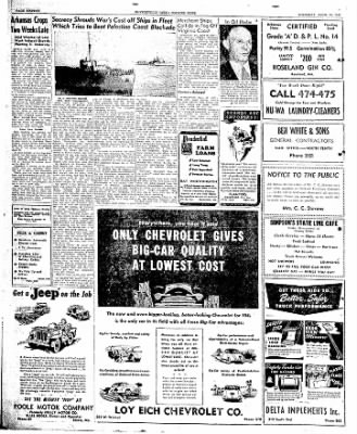 The Courier News from Blytheville, Arkansas on April 10, 1947 · Page 16