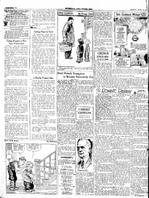 The Courier News from Blytheville, Arkansas on April 9, 1934 · Page 4