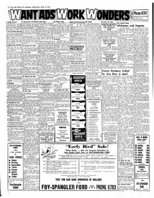 The Express From Lock Haven Pennsylvania On April 6 1960 Page 12 It's so strong, it can take on a battering ram and. newspapers com