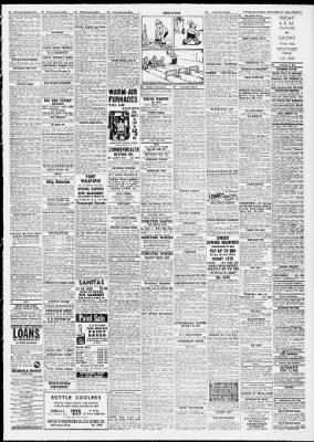 The Pittsburgh Press From Pittsburgh Pennsylvania On September 20 1948 Page 27