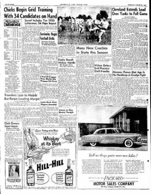 The Courier News from Blytheville, Arkansas on August 21, 1951 · Page 5