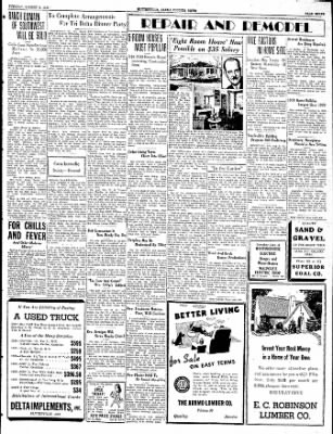 The Courier News from Blytheville, Arkansas on August 8, 1939 · Page 3