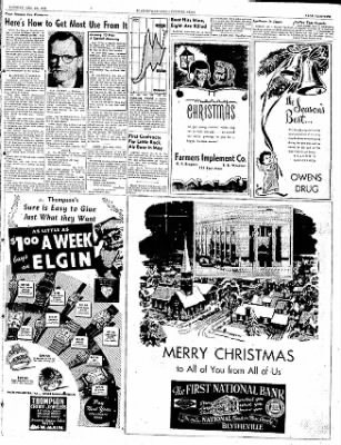 The Courier News from Blytheville, Arkansas on December 23, 1952 · Page 13