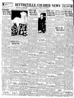 The Courier News from Blytheville, Arkansas on April 10, 1934 · Page 1