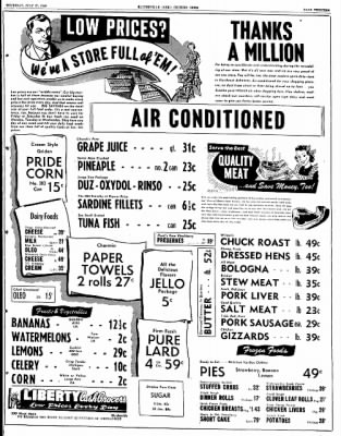 The Courier News from Blytheville, Arkansas on July 21, 1949 · Page 13