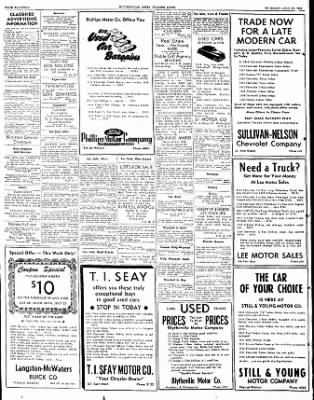 The Courier News from Blytheville, Arkansas on July 21, 1949 · Page 14