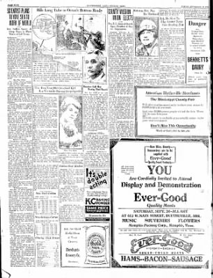 The Courier News from Blytheville, Arkansas on September 19, 1930 · Page 4
