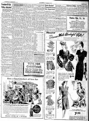 The Courier News from Blytheville, Arkansas on December 6, 1944 · Page 3