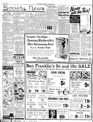 The Courier News from Blytheville, Arkansas on June 30, 1936 · Page 2