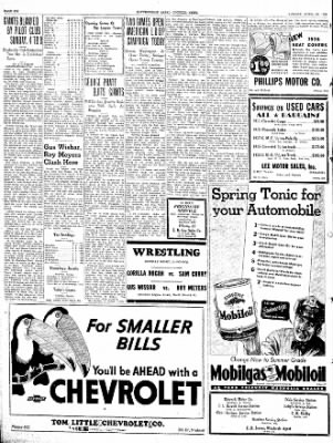 The Courier News from Blytheville, Arkansas on April 18, 1938 · Page 6