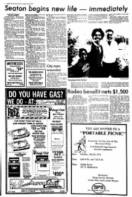 The Roswell Daily Record from Roswell, New Mexico on July 22, 1979 · Page 6