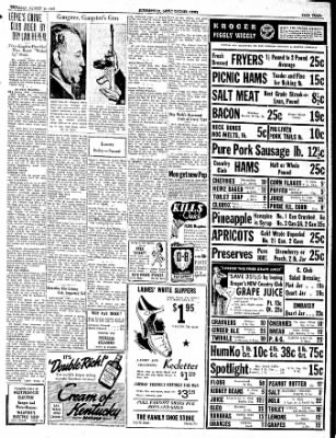 The Courier News from Blytheville, Arkansas on August 10, 1939 · Page 1