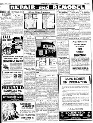 The Courier News from Blytheville, Arkansas on April 19, 1938 · Page 3