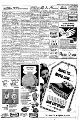 The Courier News from Blytheville, Arkansas on May 27, 1966 · Page 3