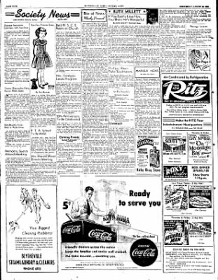 The Courier News from Blytheville, Arkansas on August 22, 1951 · Page 4