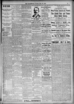 The Times-Democrat from New Orleans, Louisiana on July 29, 1902 · Page 9