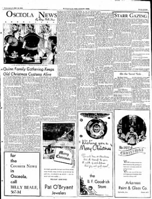 The Courier News from Blytheville, Arkansas on December 24, 1952 · Page 7