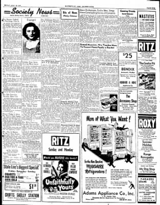 The Courier News from Blytheville, Arkansas on April 22, 1949 · Page 5