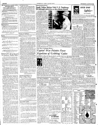 The Courier News from Blytheville, Arkansas on August 22, 1951 · Page 6