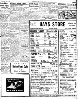 The Courier News from Blytheville, Arkansas on May 9, 1946 · Page 5