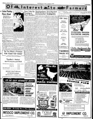 The Courier News from Blytheville, Arkansas on April 22, 1949 · Page 7