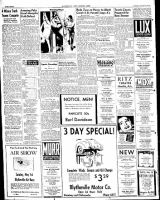 The Courier News from Blytheville, Arkansas on April 22, 1949 · Page 8