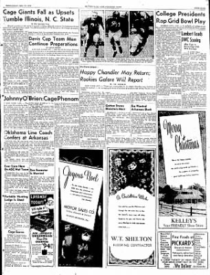 The Courier News from Blytheville, Arkansas on December 24, 1952 · Page 9