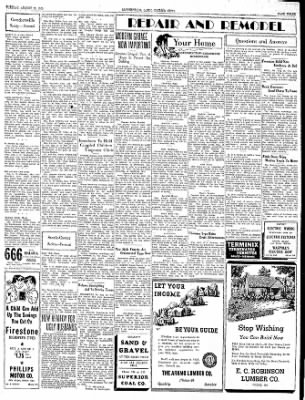 The Courier News from Blytheville, Arkansas on August 15, 1939 · Page 3