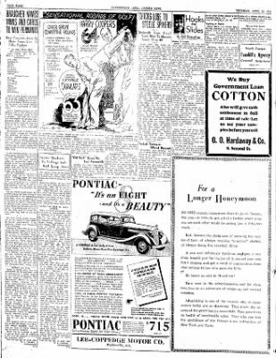 The Courier News from Blytheville, Arkansas on April 12, 1934 · Page 6