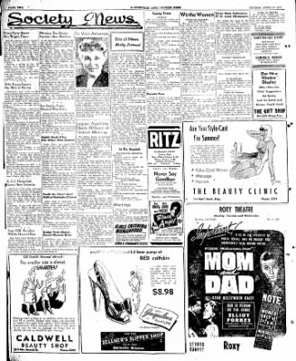 The Courier News from Blytheville, Arkansas on April 14, 1947 · Page 2