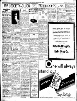 The Courier News from Blytheville, Arkansas on September 23, 1930 · Page 2