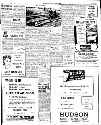 The Courier News from Blytheville, Arkansas on April 14, 1947 · Page 3