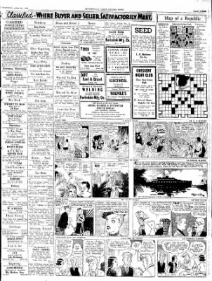 The Courier News from Blytheville, Arkansas on April 21, 1938 · Page 5