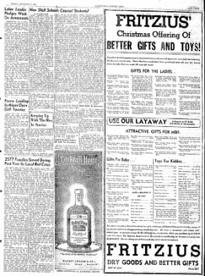 The Courier News from Blytheville, Arkansas on December 8, 1944 · Page 3