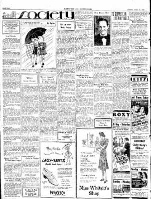 The Courier News from Blytheville, Arkansas on April 22, 1938 · Page 2