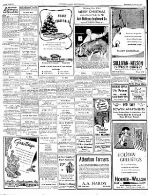 The Courier News from Blytheville, Arkansas on December 24, 1952 · Page 12