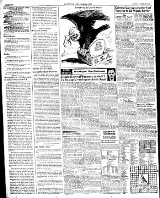 The Courier News from Blytheville, Arkansas on April 23, 1949 · Page 4