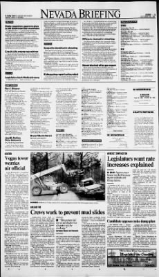 Reno Gazette-Journal from Reno, Nevada on October 26, 1991 · Page 12
