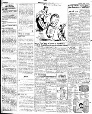 The Courier News from Blytheville, Arkansas on April 14, 1947 · Page 8