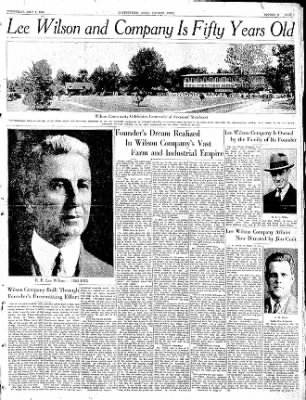 The Courier News from Blytheville, Arkansas on July 1, 1936 · Page 17