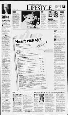 Reno Gazette-Journal from Reno, Nevada on August 30, 1993