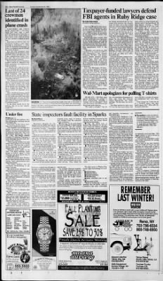 Reno Gazette-Journal from Reno, Nevada on September 24, 1995 · Page 10