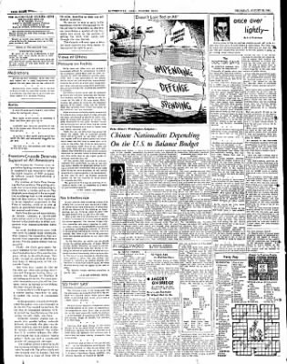 The Courier News from Blytheville, Arkansas on August 23, 1951 · Page 4