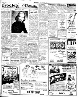 The Courier News from Blytheville, Arkansas on April 15, 1947 · Page 2