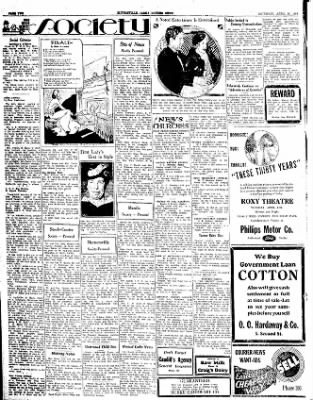 The Courier News from Blytheville, Arkansas on April 14, 1934 · Page 2