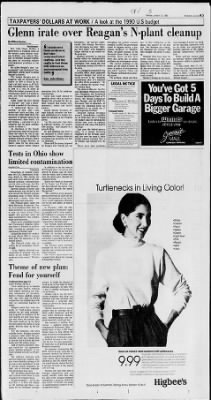The Akron Beacon Journal from Akron, Ohio on January 10, 1989 · Page 3